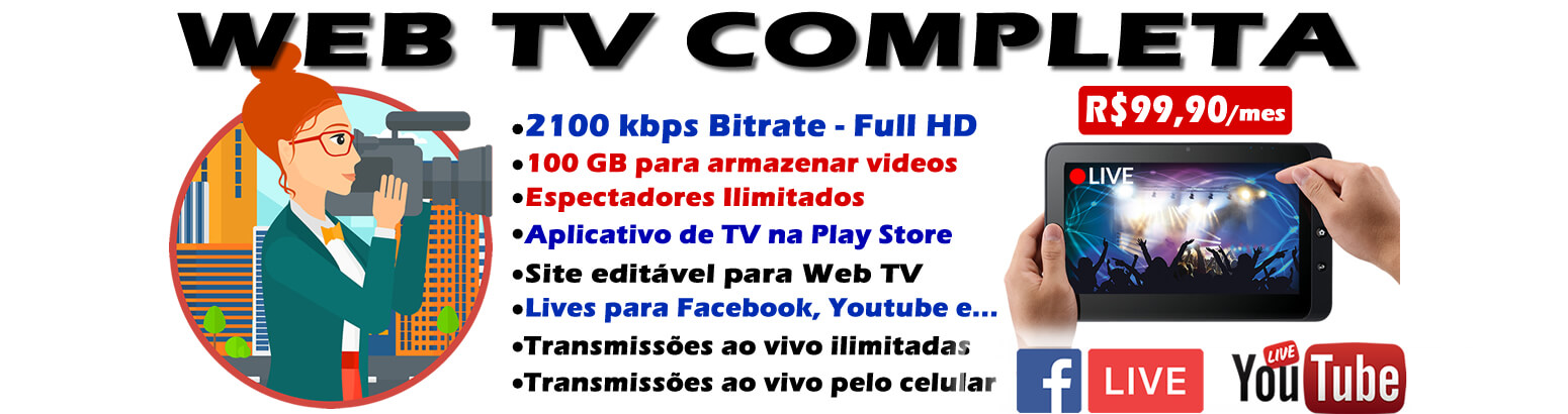 WEB TV COMPLETA